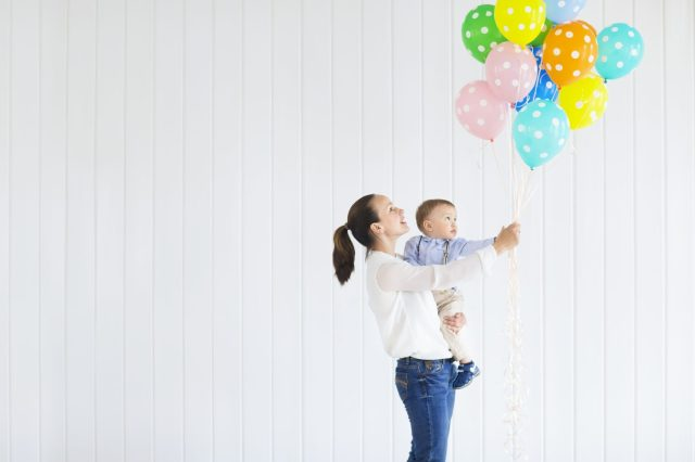 Celebrate Your Baby's First Birthday Without a Party