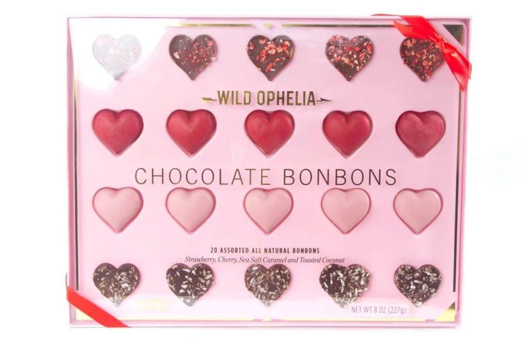 Wild Ophelia bonbons
