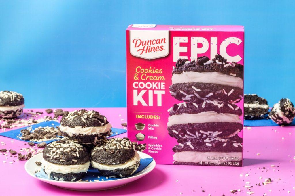 Epic Cookies & Cream Cookie Kit
