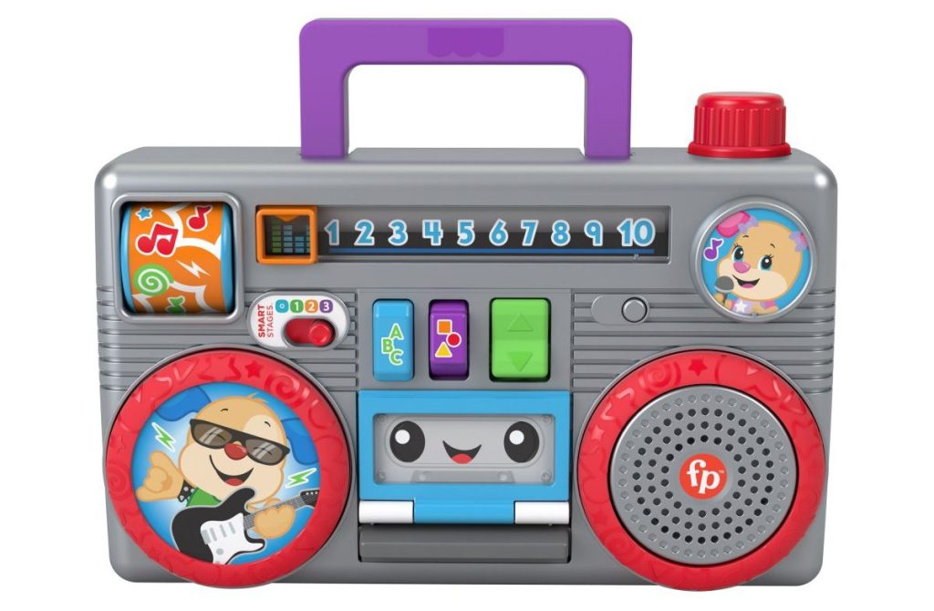 Fisher-Price's Laugh & Learn