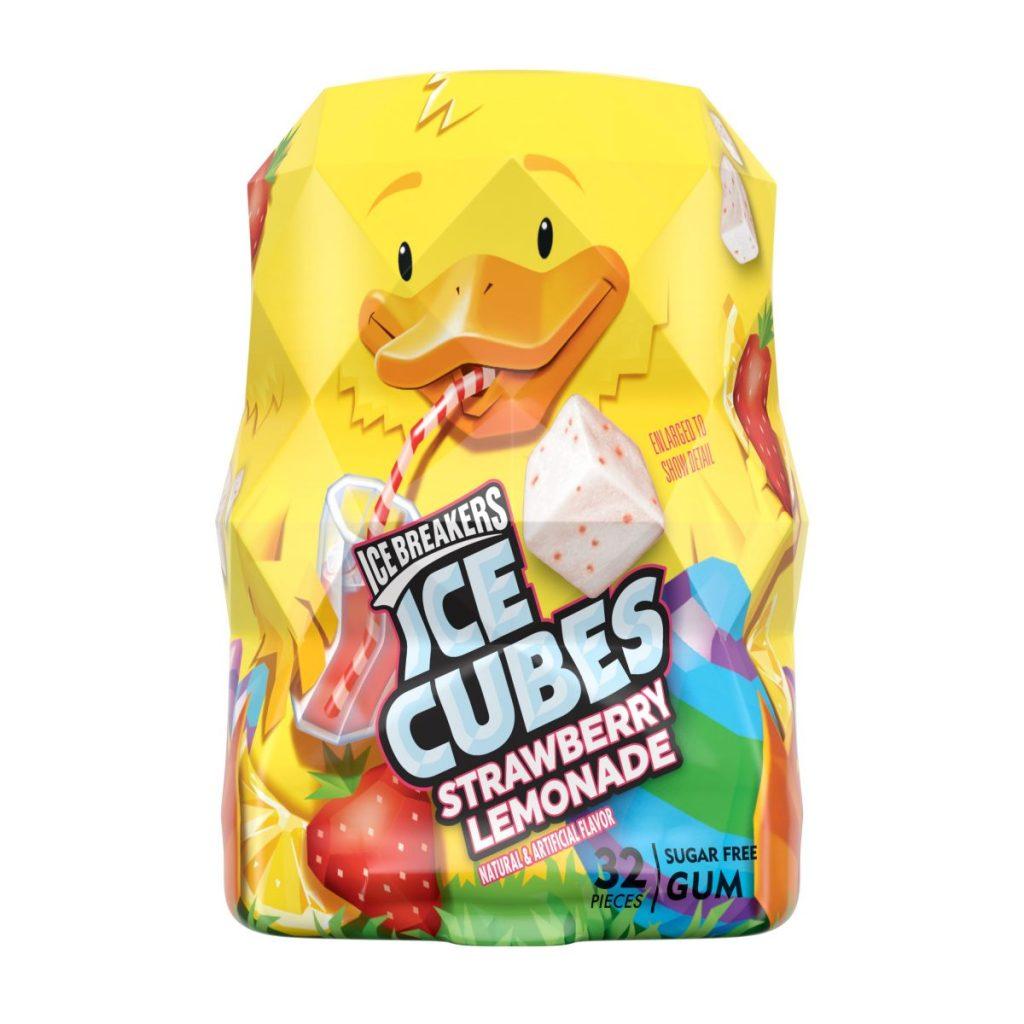 Ice Breakers Strawberry Lemonade Duckling