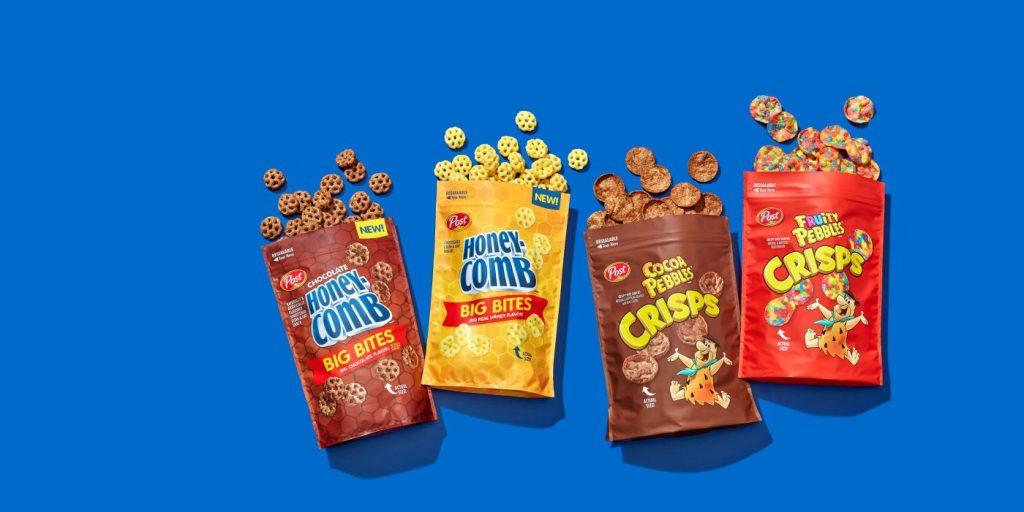 Big Bites cereal snacks