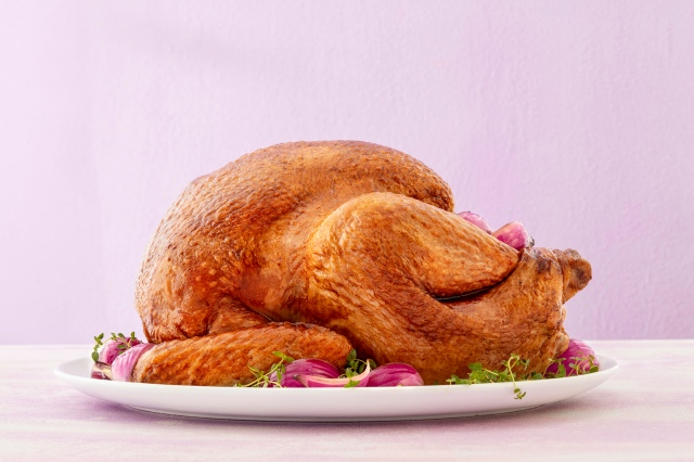 Butterball's Turkey Talk Line Is Returning (& We're Hungry Already)