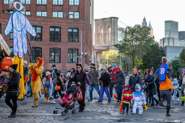 Hey, Boo! Where to Find Halloween Fun in NYC