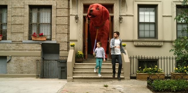 3 Reasons You'll Have Big Love for the New Clifford The Big Red Dog Movie